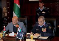 الحمود يشارك بمؤتمر لقادة الشرطة والأمن العرب في تونس