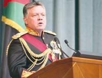 جمعية العهد والولاء تهنىء الملك بتسلمه جائزة رجل الدولة