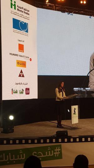 "Orange الأردن راعي الاتصالات الرسمي لحفل ختام مسابقة ""مينتور العربية للأفلام التوعوية القصيرة للشباب"""