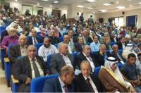 الفريق الوزاري ينسحب من لقاء اهالي عجلون
