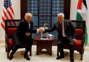 خطة ترامب  ..  الضفة منزوعة السلاح ولا سقف زمني للمفاوضات