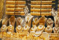 انخفاض اسعار الذهب 40 قرشا
