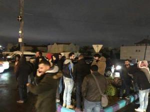 اخلاء سبيل 5 اشخاص اوقفوا خلال اعتصام السفارة الامريكية