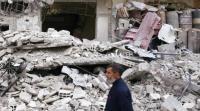 """الغارديان: """"سوريا تحت القصف كالمعتاد والأمر يعود لروسيا"""""""