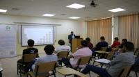 """ورشة تدريبية بعنوان مهارات مهندس الموقع في """"الشرق الأوسط"""""""
