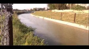 وفاة طفل غرقا بقناة الملك عبدالله