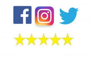 """خلل يعطل """" فيسبوك وتويتر و إنستغرام """""""