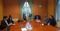 بدء المباحثات اليمنية في عمان اليوم
