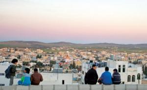 أصوات انفجارات قوية بسوريا تهز الرمثا وبني كنانة