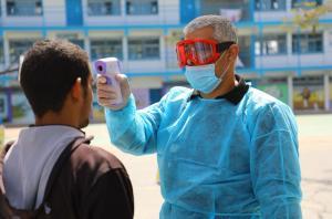 5 وفيات و452 إصابة جديدة بكورونا في فلسطين