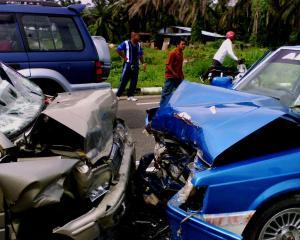 10 اصابات بحادثين منفصلين في عمان والكرك