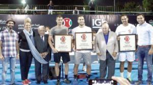 """التونسي غربال بطل """"الماسترز"""" في مهرجان """"ليكسز"""" للتنس"""