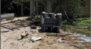 اعتداء على محولات كهرباء بالشونة الجنوبية