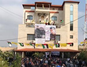 الاحتلال يأخذ قياسات منزل الشهيد أبو ليلى تمهيدا لهدمه