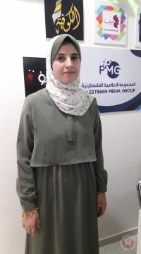 الأولى على فلسطين في الثانوية العامة