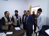 معالجة 700 مريض بفعالية طبية مجانية في مستشفى المقاصد (صور)