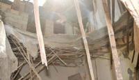 وفاة و3 اصابات بانهيار سقف محل في الرصيفة