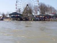 ارتفاع ضحايا انقلاب عبارة نهر دجلة الى 120