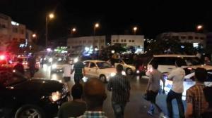 مشاجرة بحفل زفاف في اربد