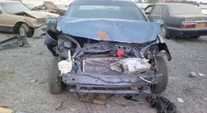 8 إصابات بحادث تصادم في عمان