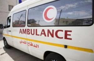 12 اصابة بتدهور حافلة في وادي عبدون