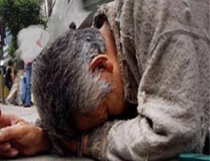 عجلون: لم يجد نقوداً بجيبه لاطعام اسرته برمضان  .. فحاول الانتحار !