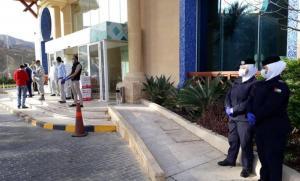انتهاء المرحلة الثانية لإخلاء المحجور عليهم من الفنادق