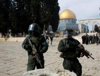 """""""القدس الخيرية"""" تدين الانتهاكات الصهيونية في القدس"""