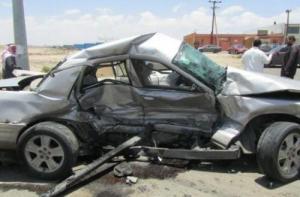 64 إصابة بـ 128 حادثاً في 24 ساعة