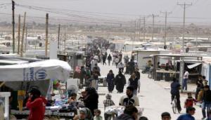 الاردن ثاني أكثر الدول كثافة باللاجئين