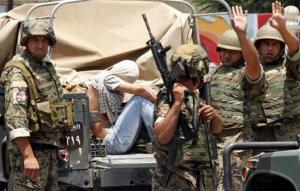 """الجيش اللبناني يوقف 17 عنصرا من """"داعش"""""""