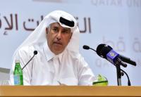بن جاسم : الخليج غافل عن الحرب التجارية الاقتصادية