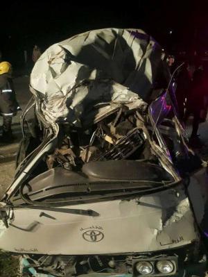 8 اصابات بحادثين منفصلين في عمان واربد