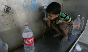مضخات المياه في غزة ..  ضحية لصوص وحظر إسرائيلي