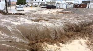 محافظ عجلون يدعو للإبتعاد عن مجاري السيول والأودية