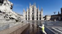 انحسار إصابات كورونا بلومبارديا الإيطالية و381 وفاة جديدة