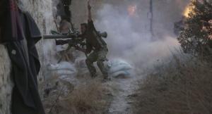 الكشف عن مصدر أسلحة المعارضة السورية