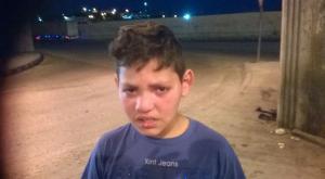 العثور على الطفل  محمد عثمان قرب دوار الجمرك