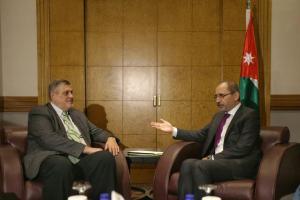 الصفدي: الركبان ليس مسؤولية أردنية ويجب اعادة من بداخله لديارهم