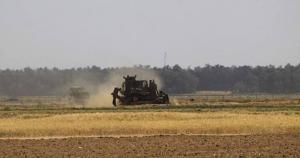 توغل صهيوني واستهداف للصيادين في غزة