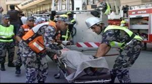 7 اصابات بتصادم مركبتين في دير علا