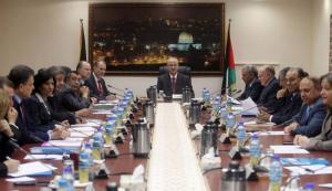 بيان مرتقب للحكومة الفلسطينية بشأن غزة