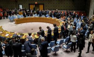 مطالب روسية تؤجل التصويت على وقف اطلاق النار بسوريا