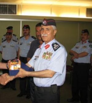 مساعد مدير الأمن العام السابق حسين النوايسة في ذمة الله