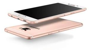 "سامسونغ تعلن عن إطلاق هاتفي غالاكسي ""C5 و C7"" (صور)"