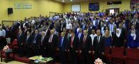 أسرة جامعة الزرقاء تتبادل التهاني بمناسبة عيد الأضحى