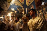 الإحتلال يحرم مسيحيي غزة من الإحتفال بأعياد الميلاد بالقدس وبيت لحم