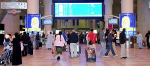 الكويت ..  اردني يعتدي على عسكري في المطار