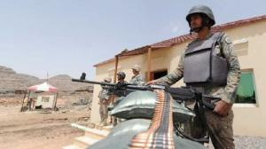 "مقتل جندي سعودي بسقوط قذائف ""حوثية"""