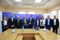 """جامعة الزرقاء توقع اتفاقية تعاون مع """"منصّة نوى"""""""
